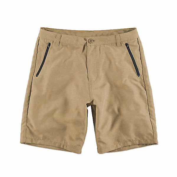 mens cotton hybrid shorts