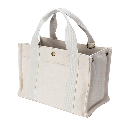 stylish canvas tote bag