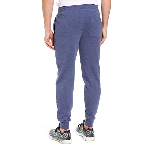 mens cotton/polyester jogging pants