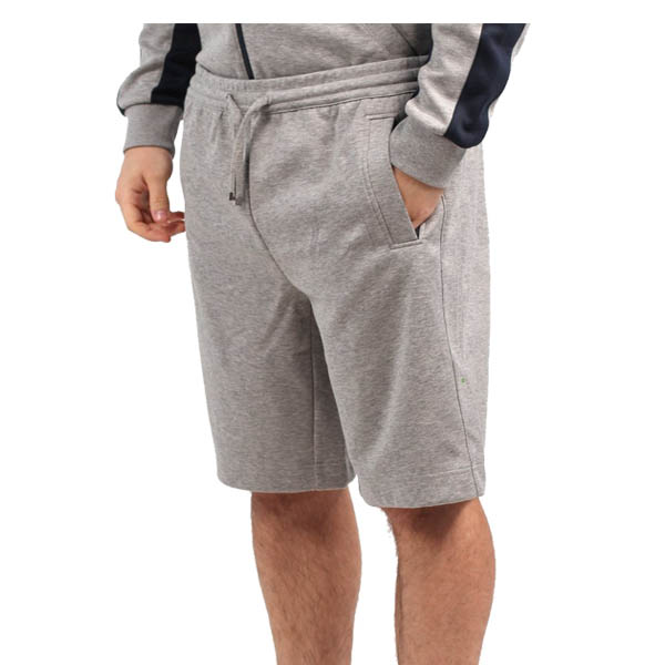 mens fleece jogging shorts