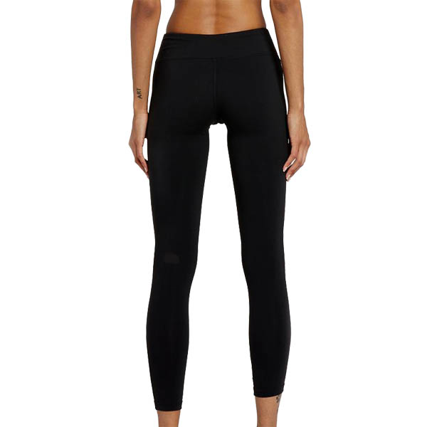 ladies black polyester legging pants